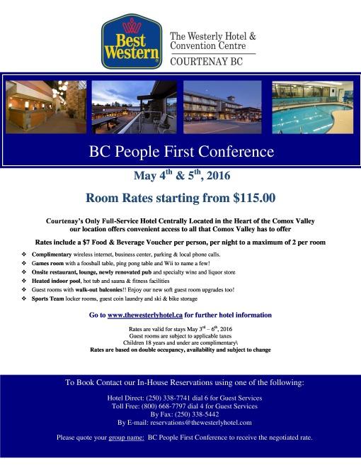 hotel info for registration-